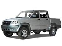 Фаркопы УАЗ Pickup