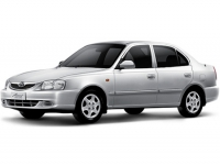 Фаркопы Hyundai Accent