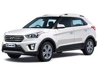 Фаркопы Hyundai Creta