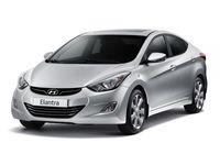 Фаркопы Hyundai Elantra