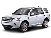 Фаркопы Land Rover Freelander