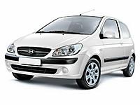 Фаркопы Hyundai Getz