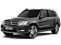 Фаркопы Mercedes GLK-class