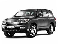 Фаркопы Toyota Land Cruiser