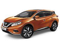 Фаркопы Nissan Murano