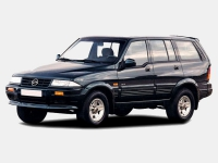 Фаркопы Ssang Yong Musso