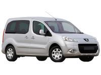 Фаркопы Peugeot Partner