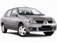 Фаркопы Renault Symbol