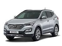 Фаркопы Hyundai Santa Fe