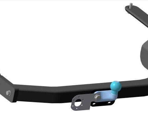 Фаркоп Oris-Bosal 3088-F Toyota Highlander 2014-